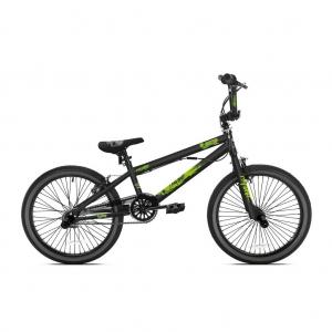 BMX Madd Freestyle 20 MGP negro mate/verde