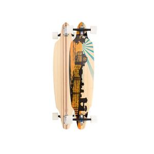 Bamboo Skateboard Oside piere - Longboard direccional
