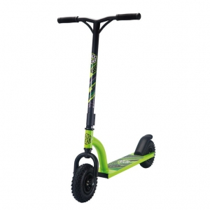 Scooter Madd All Terrain 8 MGP negro mate/verde