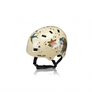 XLC Casco-Urban  Unisize beige, Tatoo