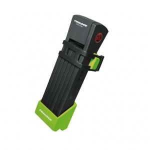 Antirrobo Trelock con soporte verde