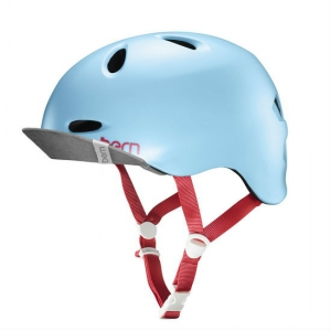 CASCO BERKELEY PASTEL BLUE W/VISOR