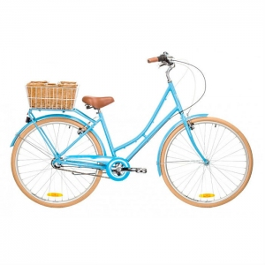 LADIES DELUXE 3 SPEED AZUL BABY
