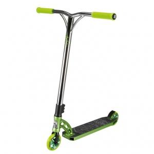 Stuntscooter Madd VX7 Team verde, ruedas 110mm