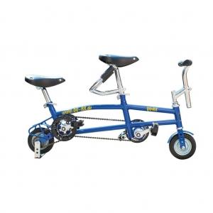 Mini Tandem QU-AX 6  azul