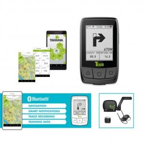 GPS TEASI Core incluido App Premium-Navigation