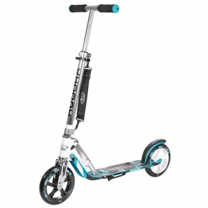 City Scooter Big Wheel Hudora Alu 8 Rojo