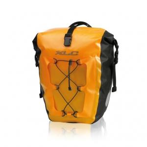XLC Set de bolsas únicas impermeable amarillo