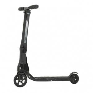 City Scooter Hudora Tour negro plegable compacto