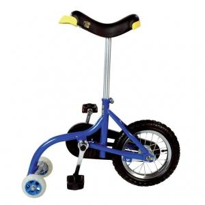 Balance-Bike 12 azul Monociclo aprendizaje