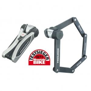Antirrobo Trelock Dragonline FS 455/85 plata