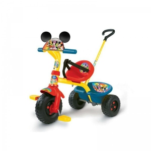 TRICICLO INFANTIL MICKEY CLUBHOUSE
