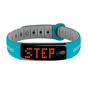 RELOJ FITNESS Activity Tracker Activo Sigma Sky blue