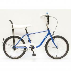 Bicicleta Csepel Tacsk� Azul