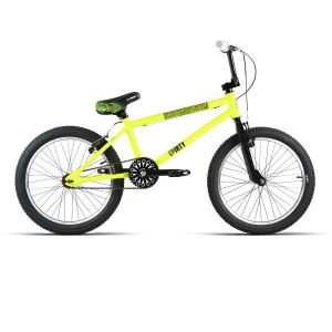 BMX 20 ALUMINIO D/AHEAD DIRTY AMARILLO/NEGRO