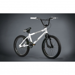 BMX 20 ALUMINIO D/AHEAD DIRTY BLANCO/NEGRO