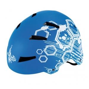 Casco Freerider xtrem Azul talla L (58-61)