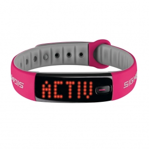 RELOJ FITNESS Activity Tracker Activo Sigma Sky PINK