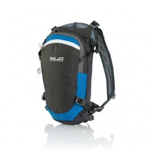 XLC Mochila hidratante BA-S83 gris/azul/blanco 15 litros