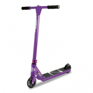 City Scooter Fuzion Z300 purple Alu negro/púrpura/blanco