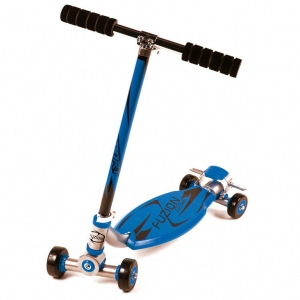 Patinete City Scooter Fuzion Sport Blue Alu azul/blanco