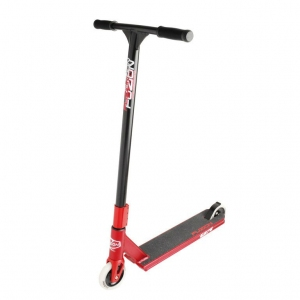 City Scooter Fuzion Z375 red Alu rojo