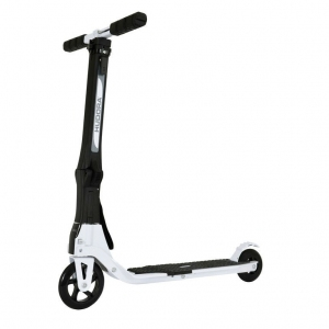 City Scooter Hudora Tour blanco plegable compacto