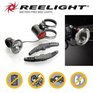 Luz delantera Reelight SL 520 Power Back Up  con luz de posición