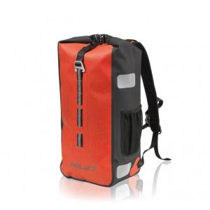 XLC Mochila para viajeros impermeable rojo