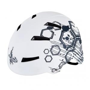 Casco Freerider xtrem Blanco talla L (58-61)