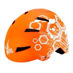 Casco Freerider xtrem Naranja talla L (58-61)
