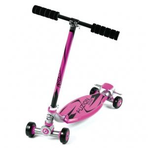 City Scooter Fuzion Sport Pink Alu fucsia/negro/plata