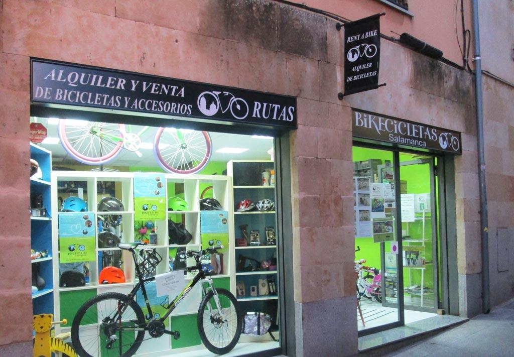 Tienda bicicletas Salamanca